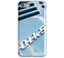 Original Beetle - TRA0052 iPhone Case/Skin