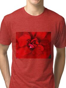 Really Ruby Red Tri-blend T-Shirt