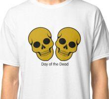 Pattern with skulls Classic T-Shirt