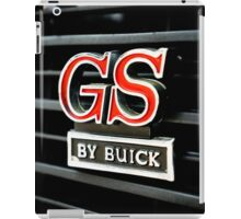 Buick GS Stage 1 - TRA0053 iPad Case/Skin