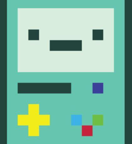 8-bit Beemo Sticker