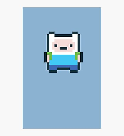 8-bit Finn Photographic Print