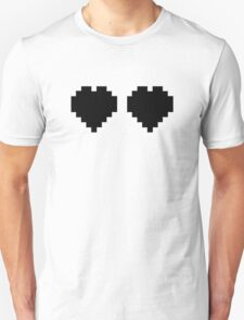 Heart Bar Small Pillow better eat  T-Shirt