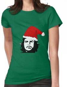 Che Guevara - Christmas Womens Fitted T-Shirt