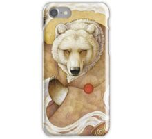 Healing Bear iPhone Case/Skin