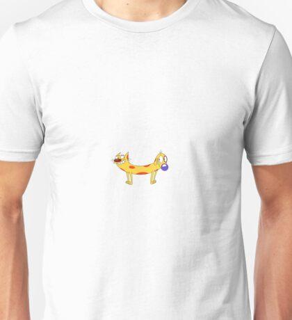 cat dog Unisex T-Shirt