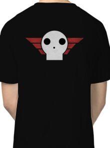 Skull Sqaudron Logo Classic T-Shirt
