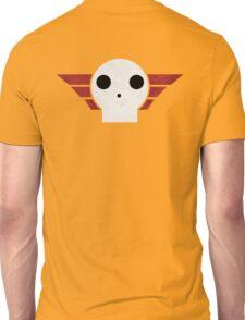 Skull Sqaudron Logo Unisex T-Shirt