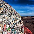 Covered in cans by Windy Rodriguez