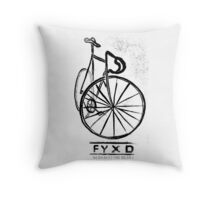 Fyxd invert Throw Pillow