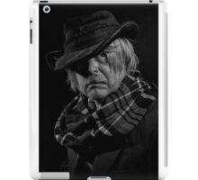 Senor Lava sus manos iPad Case/Skin