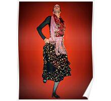 The Pride of Flamenco Poster