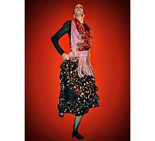 The Pride of Flamenco Photographic Print