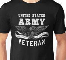 United States Army Veteran Unisex T-Shirt