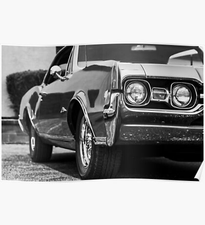 Oldsmobile Cutlass - TRA0077 Poster