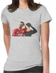 ibrahimovic Womens Fitted T-Shirt