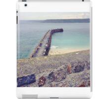 Sennen Quay iPad Case/Skin