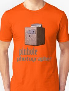 Pinhole photographer T-Shirt
