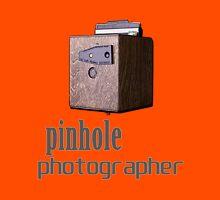 Pinhole photographer Unisex T-Shirt
