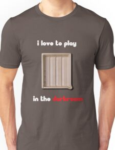 Play in the darkroom Unisex T-Shirt