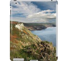 Trewavas head Cornwall  iPad Case/Skin
