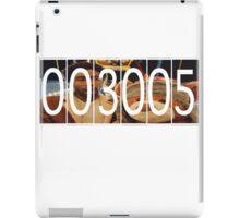 3005 Mileage: Bear iPad Case/Skin
