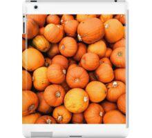Pumpkins iPad Case/Skin