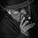 Days Last Cigar by Jeffrey  Sinnock