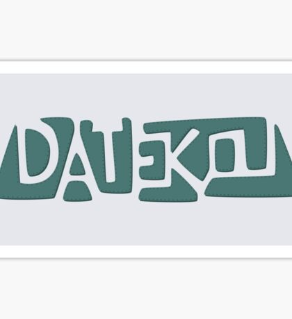 Datekou - Sticker & Cards Sticker
