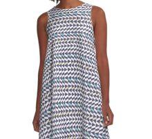 Glen Barwegan A-Line Dress