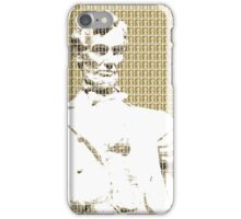 Lincoln memorial - Gold iPhone Case/Skin
