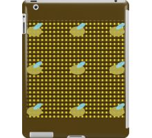 Bumble Bee Grid iPad Case/Skin