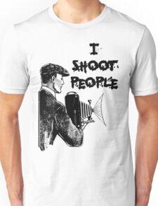 Vintage photographer Unisex T-Shirt