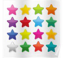 Lucky Stars  Poster