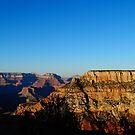 Sun Set Canyon by AleksCanard