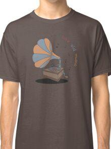 I love old music Classic T-Shirt