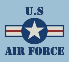 Wonderful U.S Air Force Kids Tee
