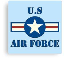 Wonderful U.S Air Force Canvas Print