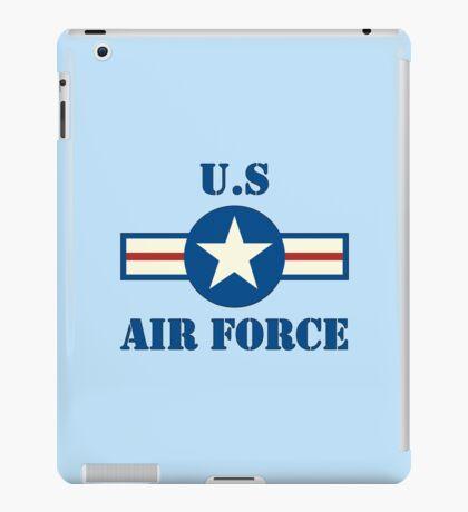 Wonderful U.S Air Force iPad Case/Skin