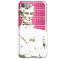 Lincoln Memorial - Pink iPhone Case/Skin