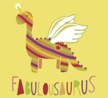 Fabulousaurus Kids Clothes