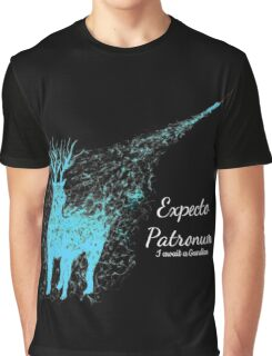 Expecto Patronum Graphic T-Shirt
