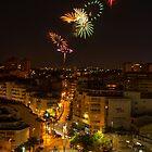 Discrete fireworks  by Ralph Goldsmith