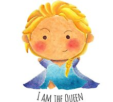 I am the Queen by haidishabrina