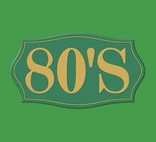 Vintage 80's Kids Tee