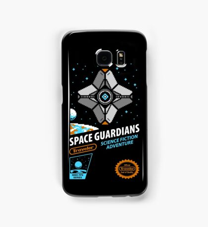 RETRO SPACE GUARDIANS Samsung Galaxy Case/Skin