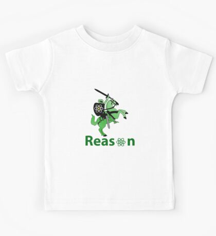 Reason can save the day Kids Tee