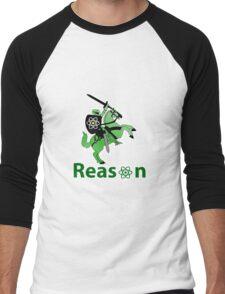 Reason can save the day Men's Baseball ¾ T-Shirt
