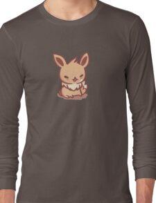 Pokemon eevee Long Sleeve T-Shirt