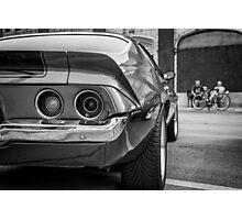 Camaro - TRA0116 Photographic Print